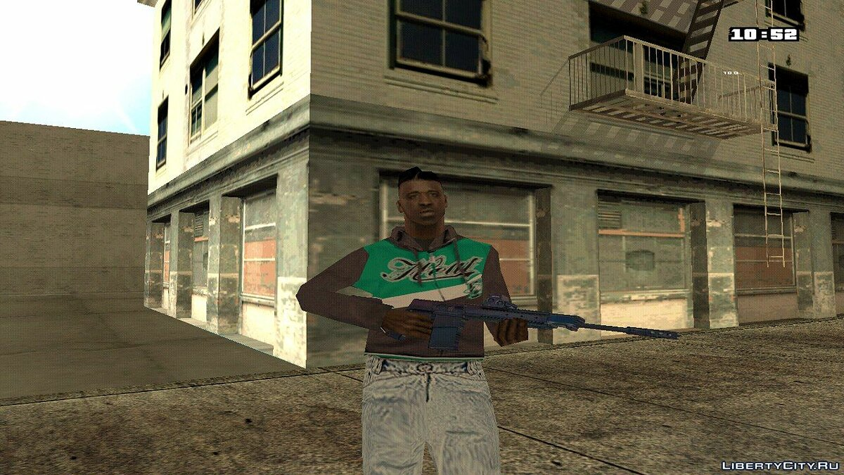 PrettyKastan and other для GTA San Andreas