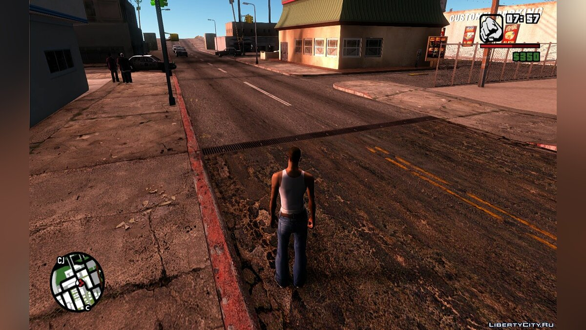 Project Five beta version для GTA San Andreas