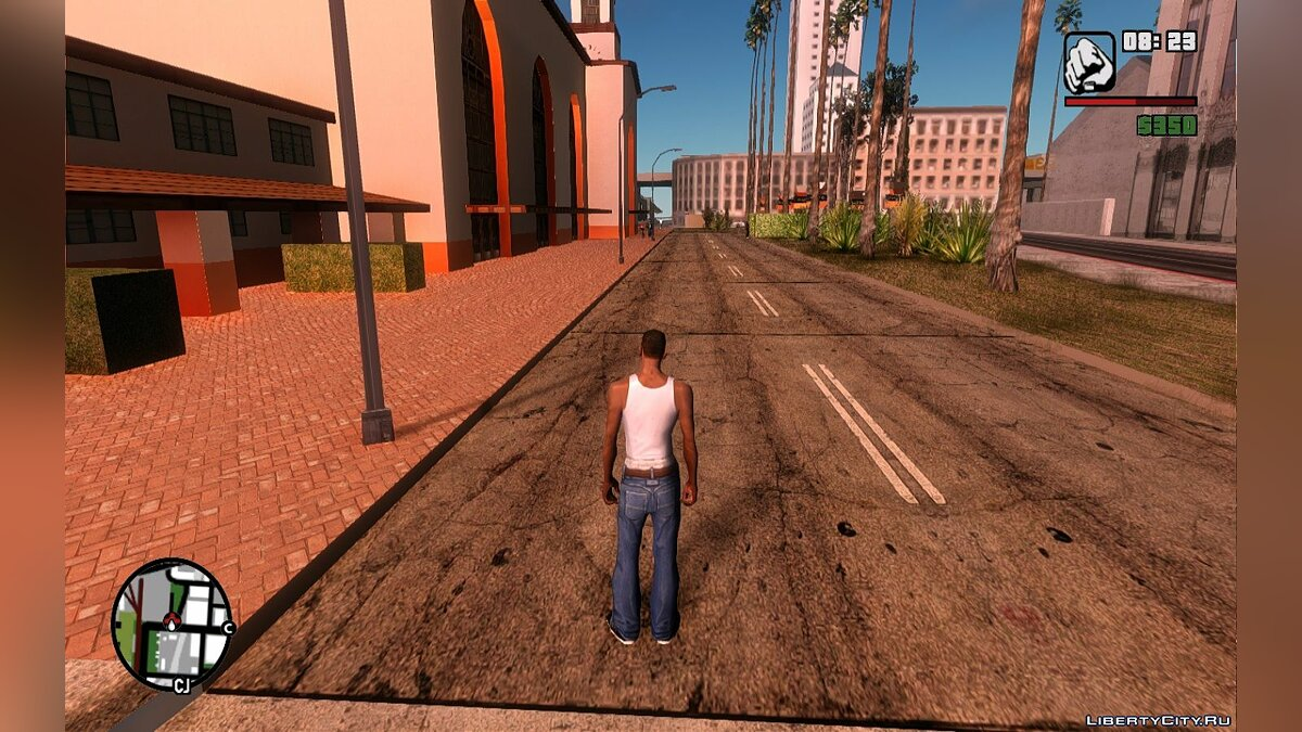 Project Five beta version для GTA San Andreas - скриншот #4