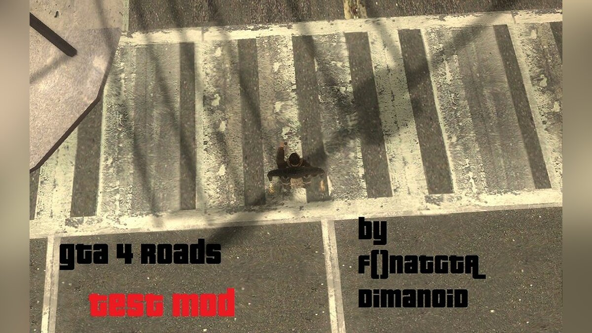 Roads of Las Venturas from gta 4 для GTA San Andreas - Картинка #1