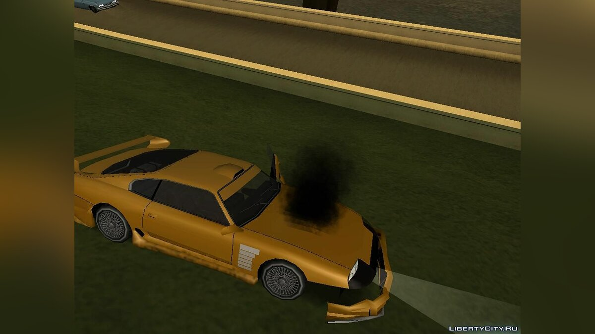 New Effects for low PC FIX для GTA San Andreas - скриншот #3