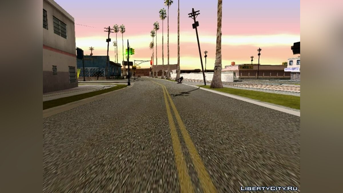 Gangton Houses RETEXTURED для GTA San Andreas - скриншот #5