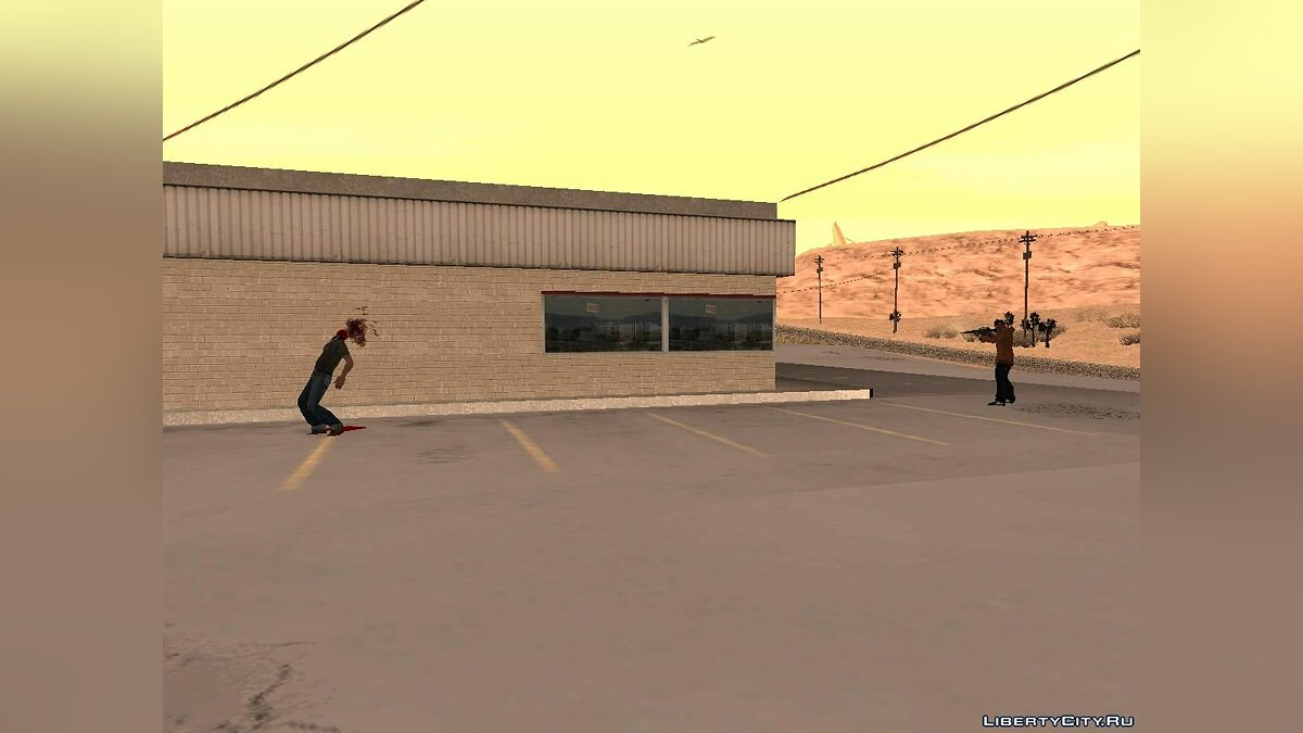 New Effects for low PC для GTA San Andreas - скриншот #5