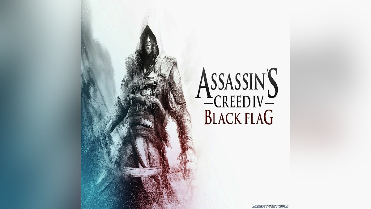 Assassin's Creed IV: Black Flag для GTA San Andreas