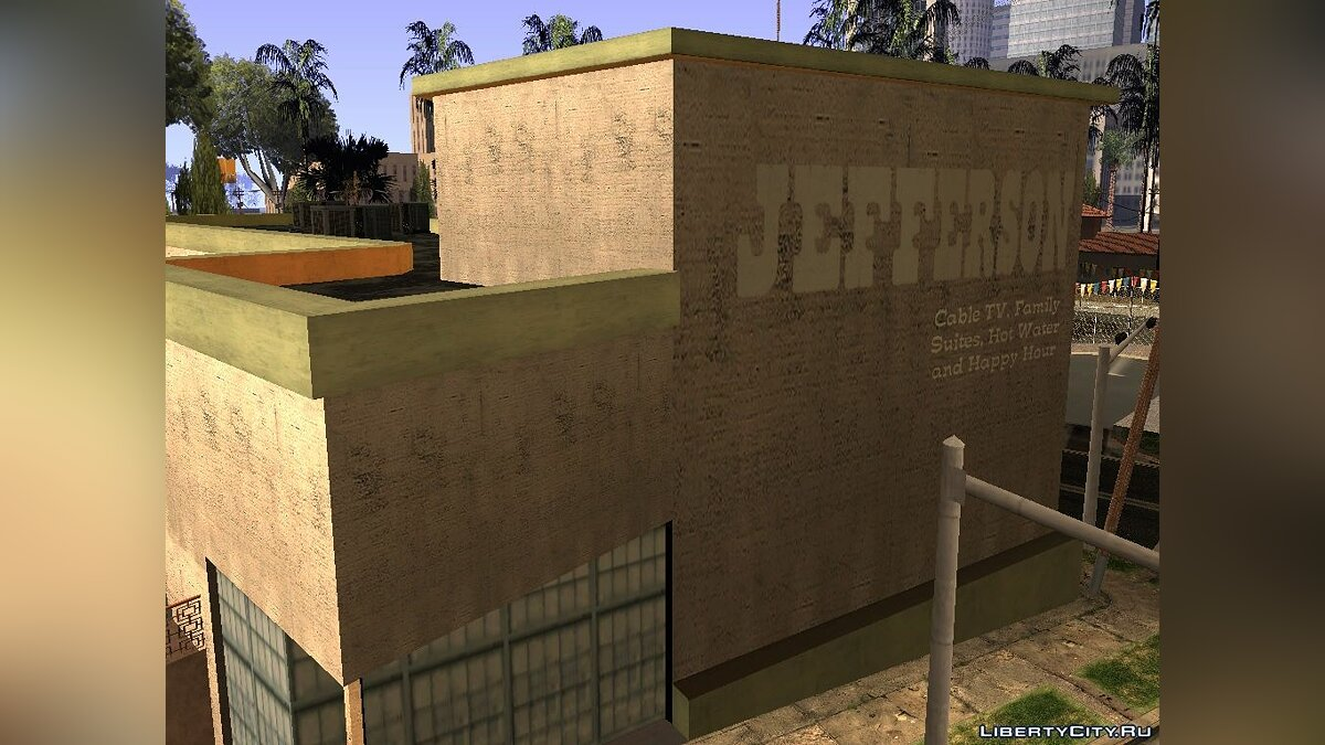 New Jefferson Motel для GTA San Andreas