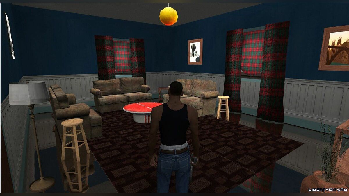 Hd Santa Maria Beach House для GTA San Andreas