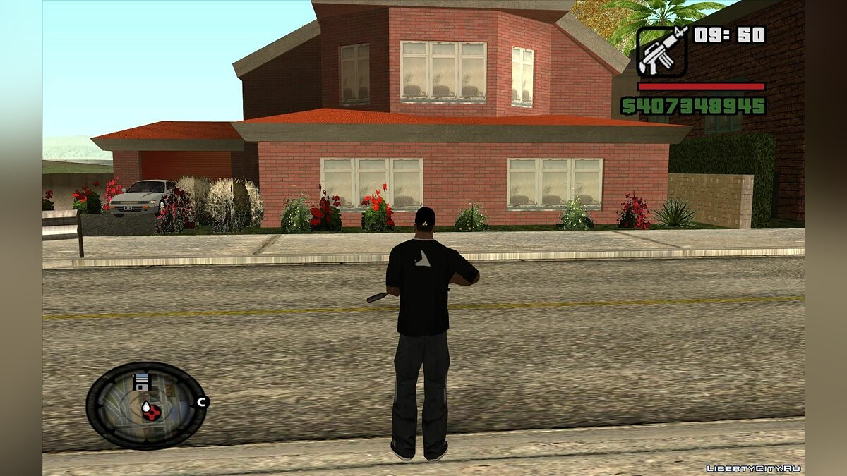 New house in Las-Venturas (Beta 2) для GTA San Andreas