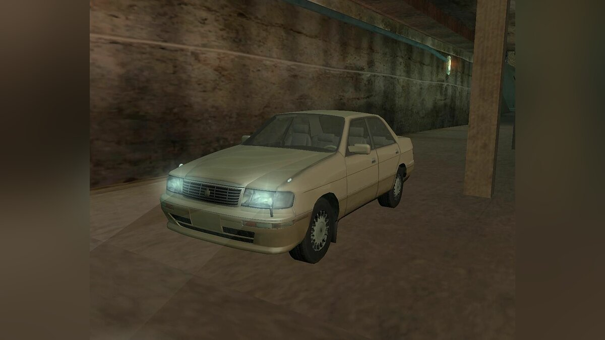 Toyota Crown Royal для GTA San Andreas