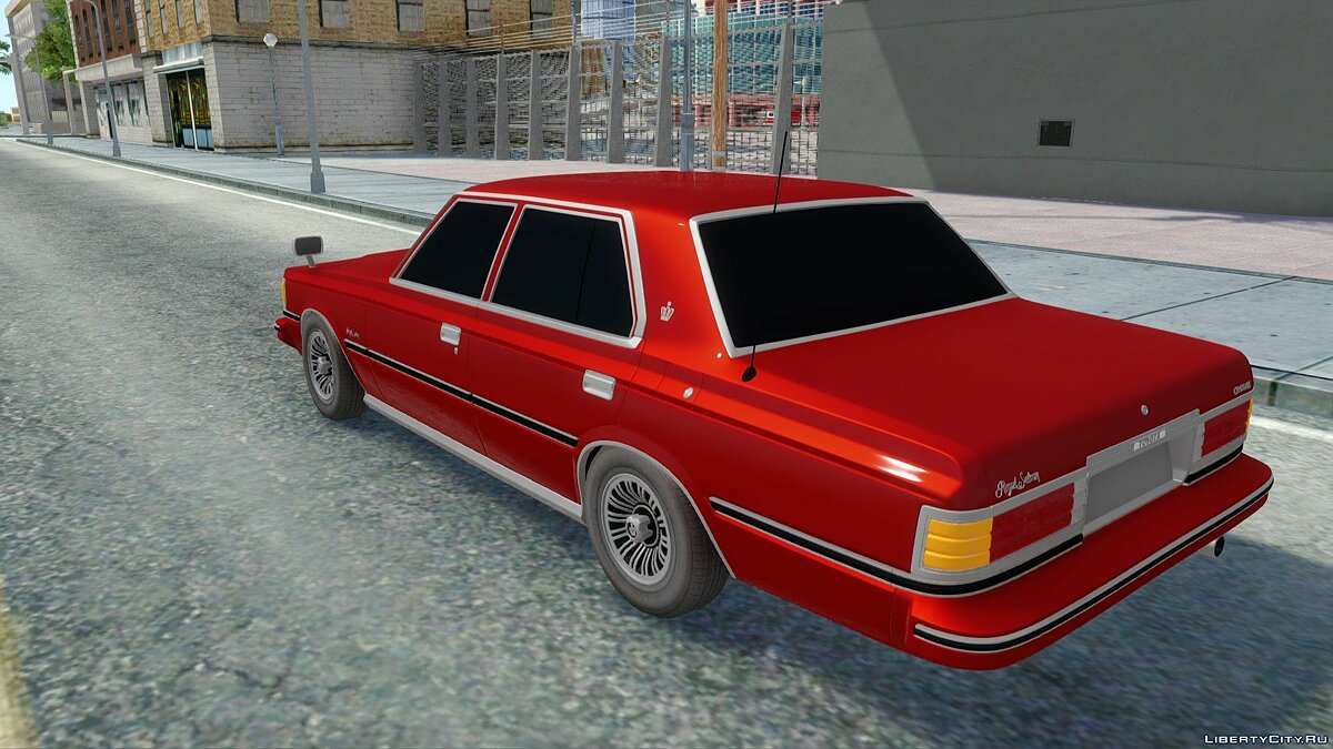 Машина Toyota Toyota Crown S110 для GTA San Andreas