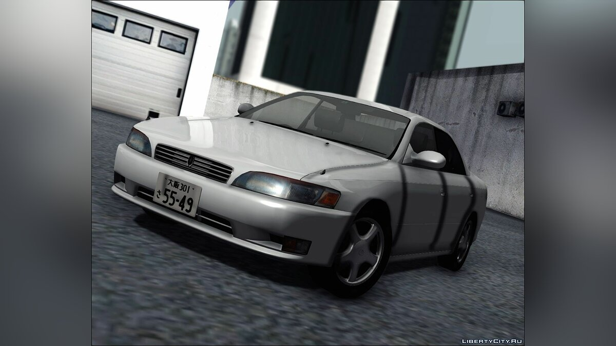 Toyota Mark II 90 для GTA San Andreas