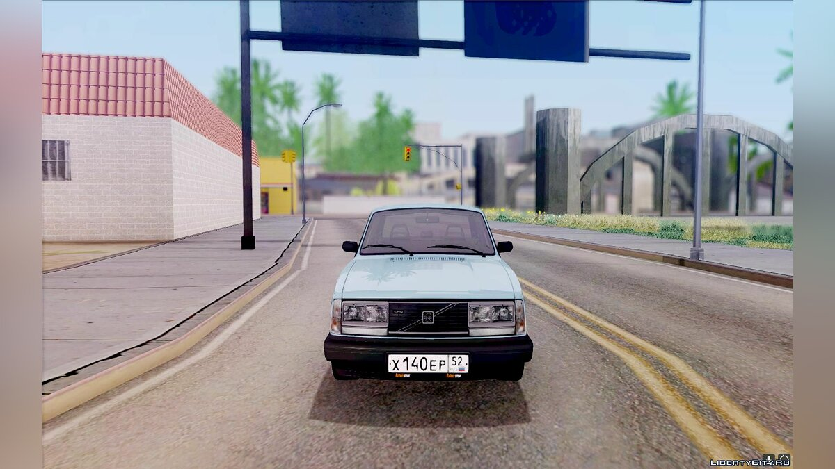 Машина Volvo Volvo 242 InterCooler Turbo для GTA San Andreas