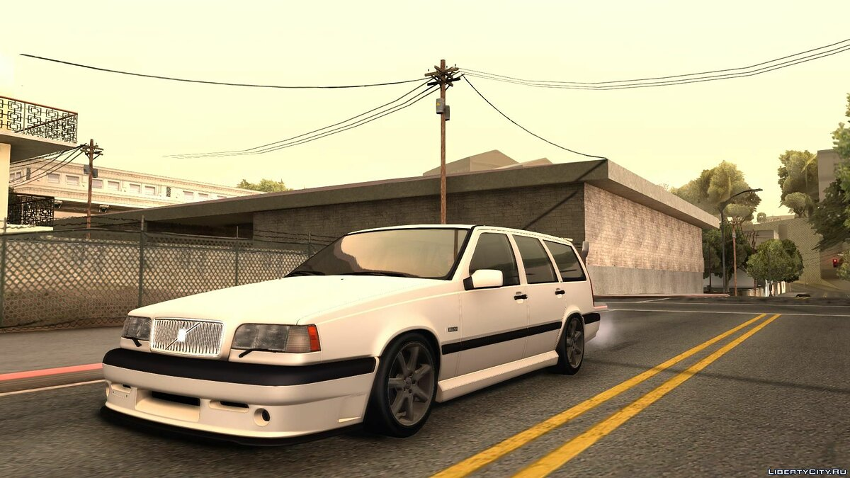 Volvo 850R 1997 Tunnable для GTA San Andreas