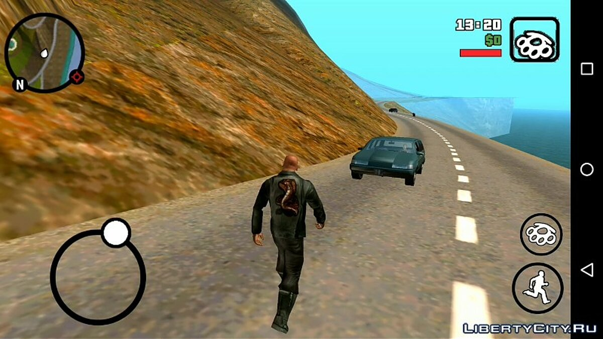Большой мод Grandcarma Mobile Beta 2.2 для GTA San Andreas (iOS, Android)