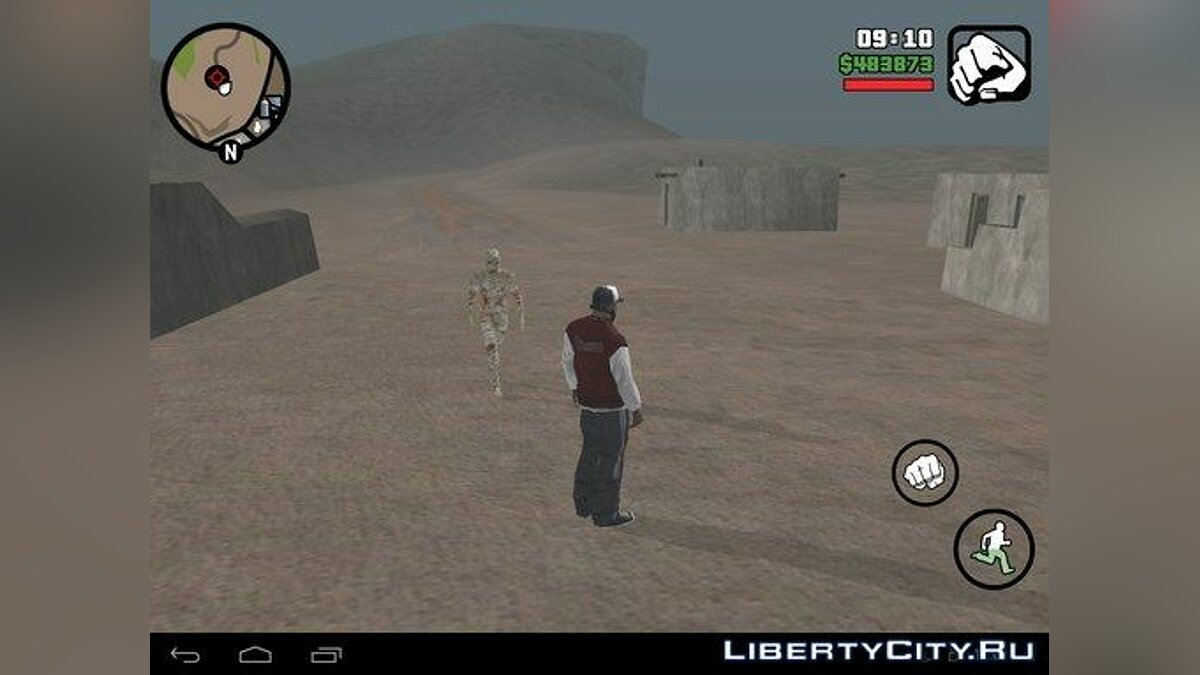 Misterix Mod v6.0 (Android) для GTA San Andreas (iOS, Android)