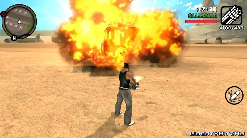Gta V Effects For Android для Gta San Andreas Ios Android