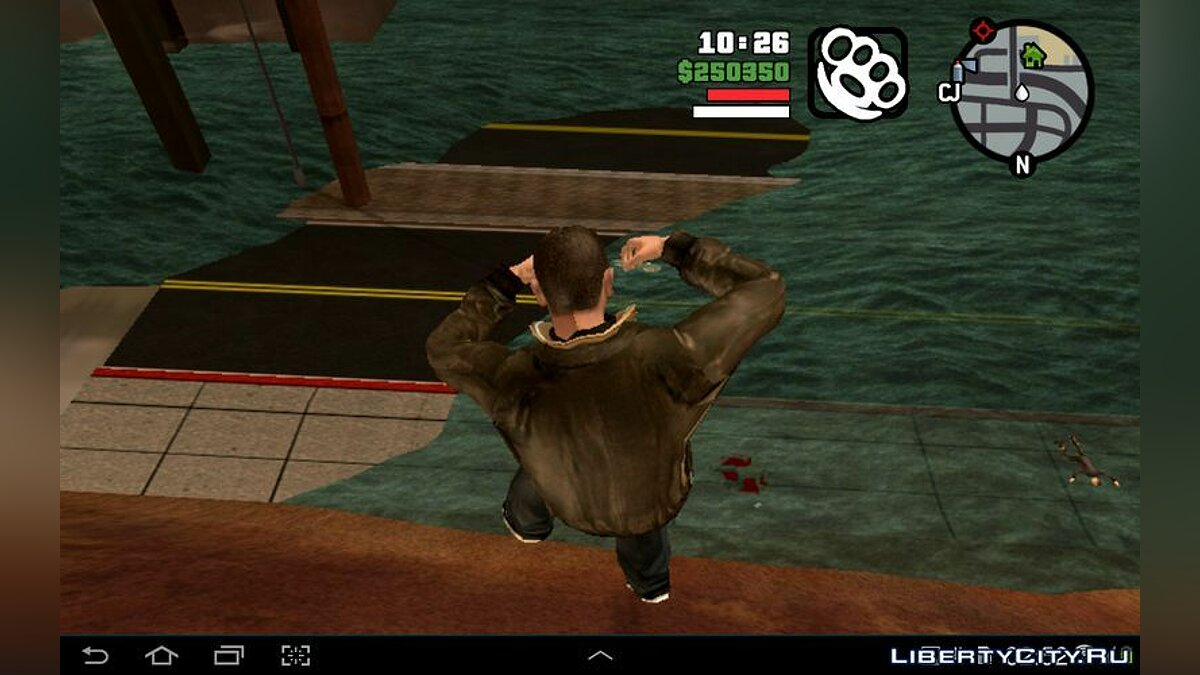 Мод Цунами мод для GTA San Andreas (iOS, Android)