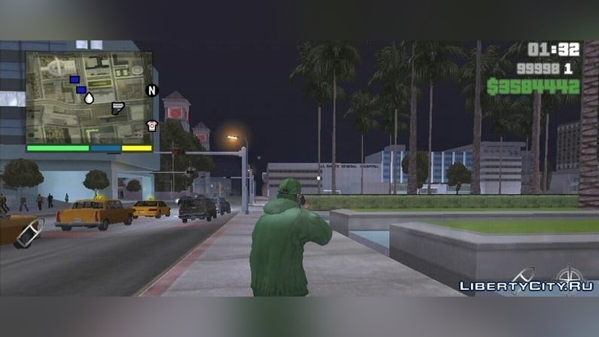 Новая статистика оружия для GTA San Andreas (iOS, Android) - Картинка #2