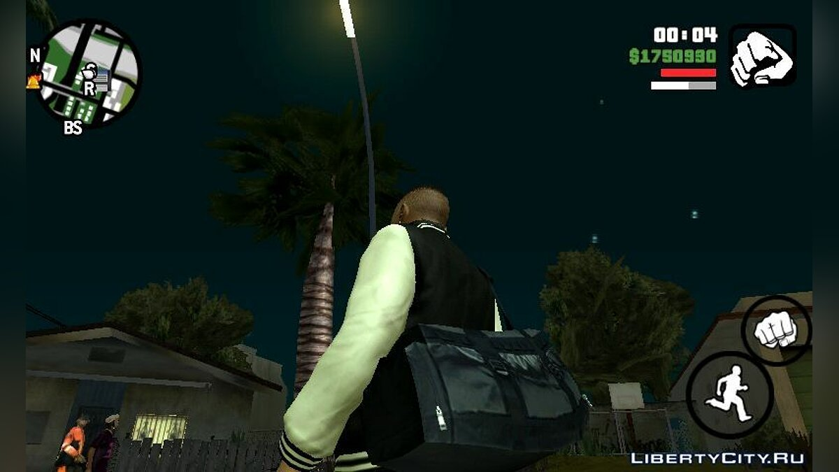 Luis Lopez для GTA San Andreas (iOS, Android) - скриншот #2