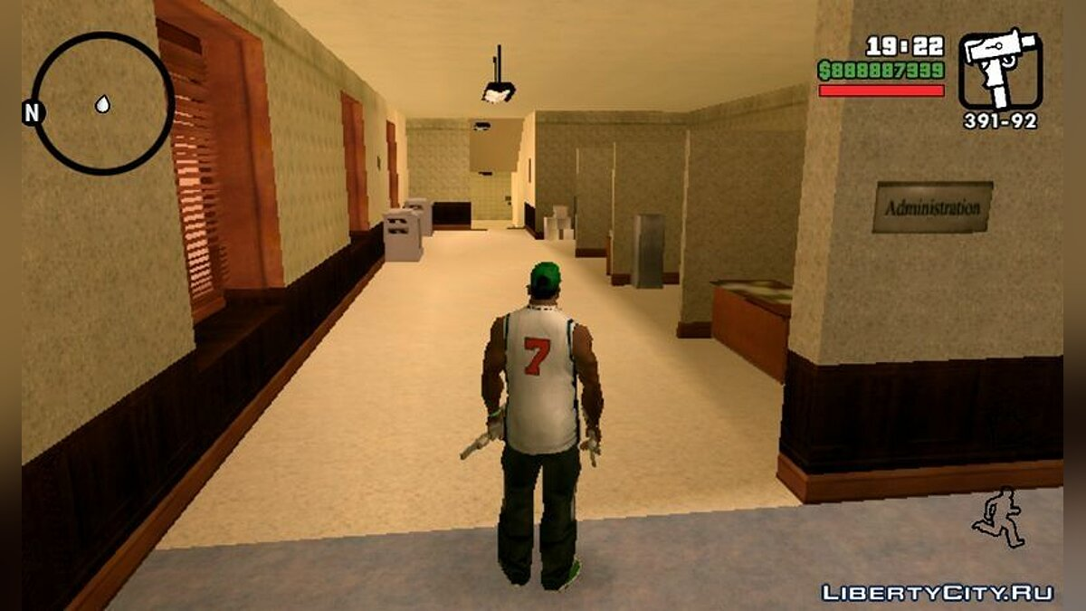 Hospital Interior Mod for Android для GTA San Andreas (iOS, Android) - скриншот #3