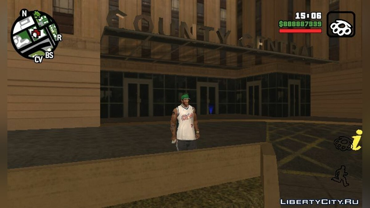 Hospital Interior Mod for Android для GTA San Andreas (iOS, Android) - скриншот #4