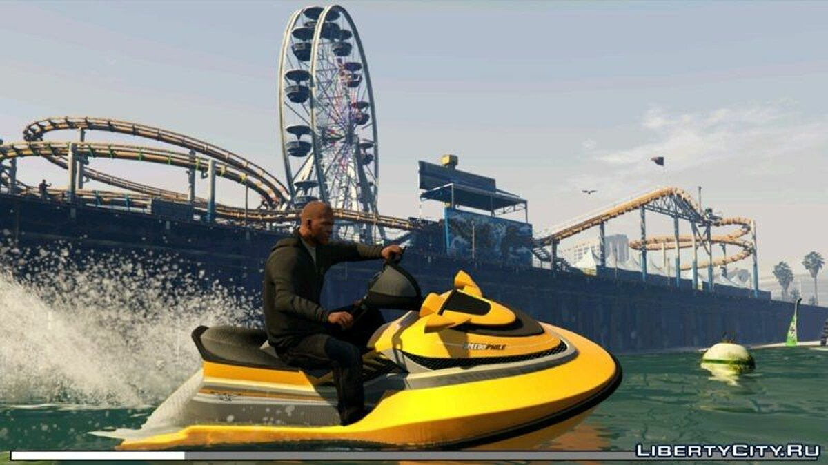 ��екстурный мод HD GTA V Menu For Android для GTA San Andreas (iOS, Android)