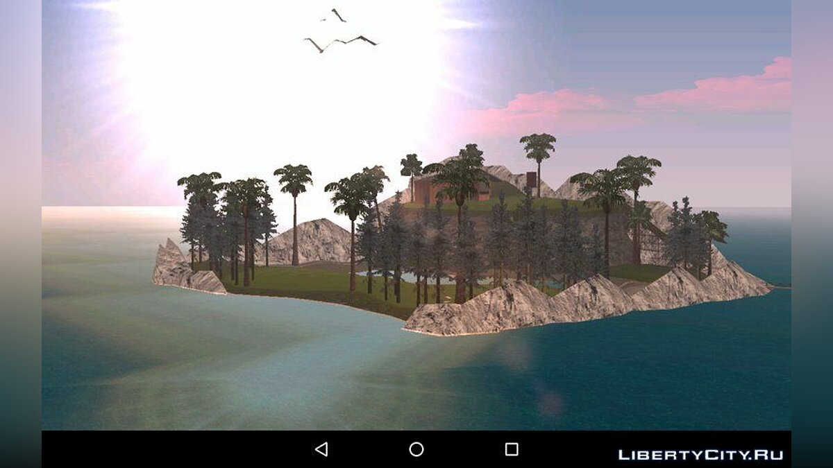 ��од Private (Horror) Island for Android для GTA San Andreas (iOS, Android)