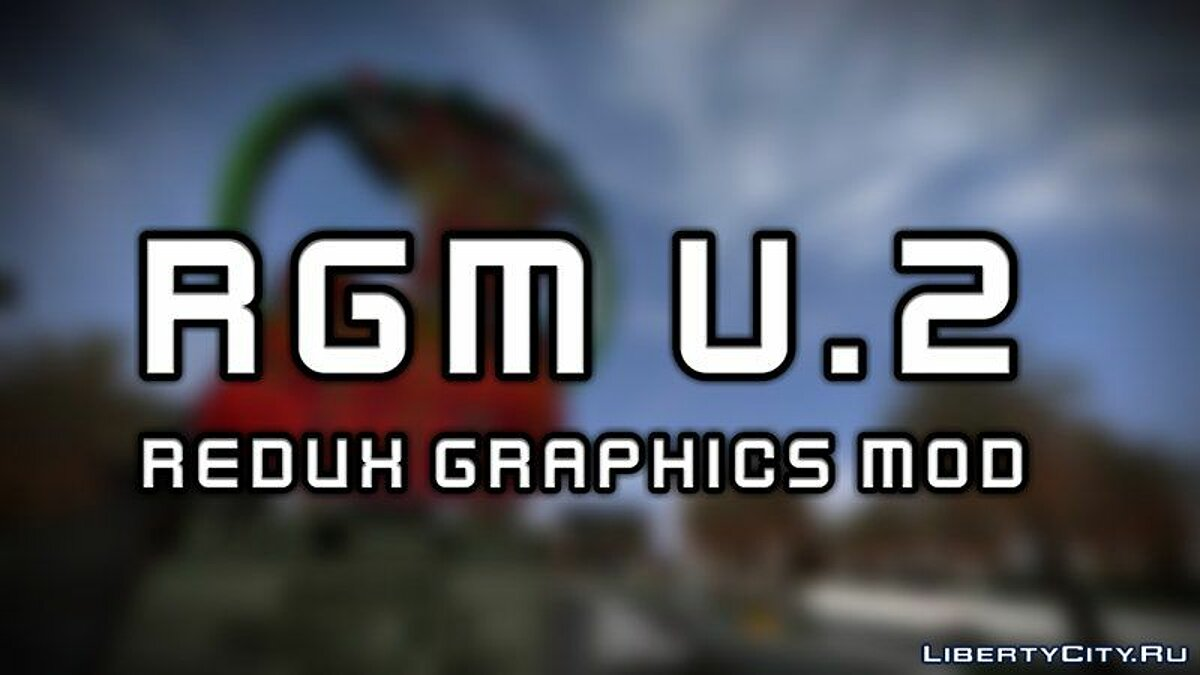 RGM v.2 - Redux Graphics Mod для GTA San Andreas (iOS, Android) - Картинка #1