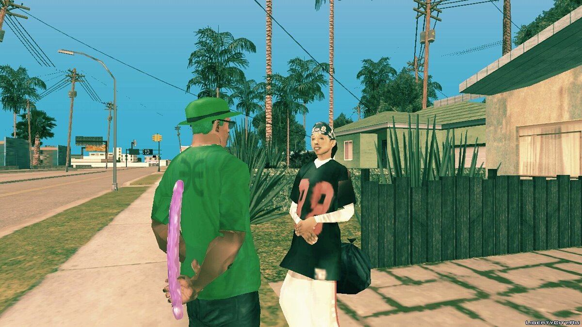 Сохранение GTA SA Save (iOS, Android) для GTA San Andreas (iOS, Android)