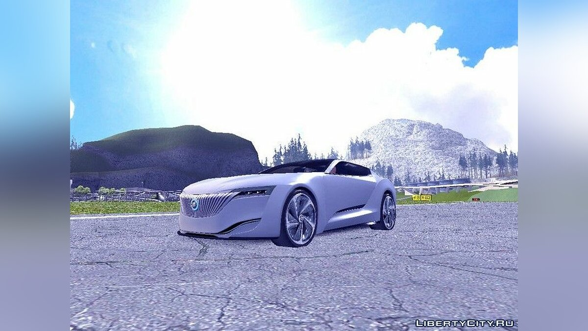 Buick Riviera Concept 2013 для GTA San Andreas (iOS, Android)