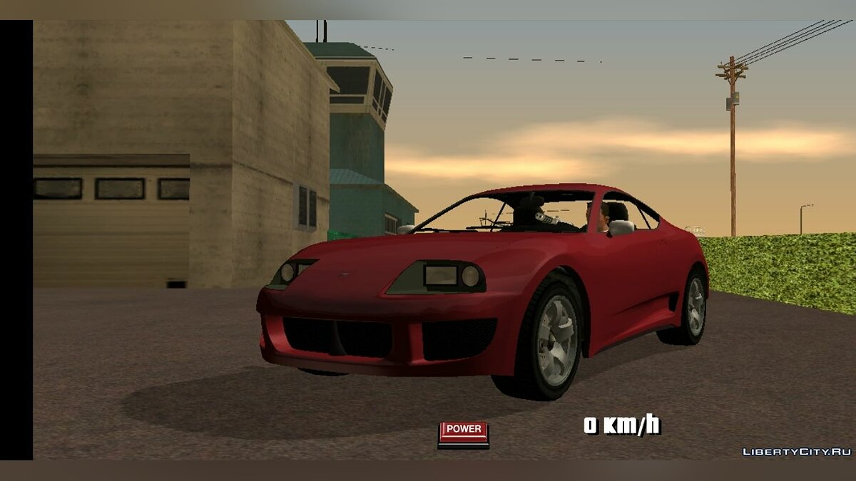Dinka Jester Classic для GTA San Andreas (iOS, Android) - Картинка #3