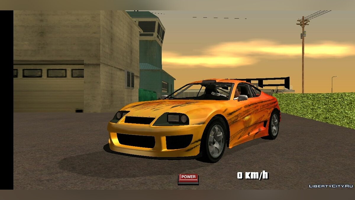 Dinka Jester Classic для GTA San Andreas (iOS, Android) - Картинка #1