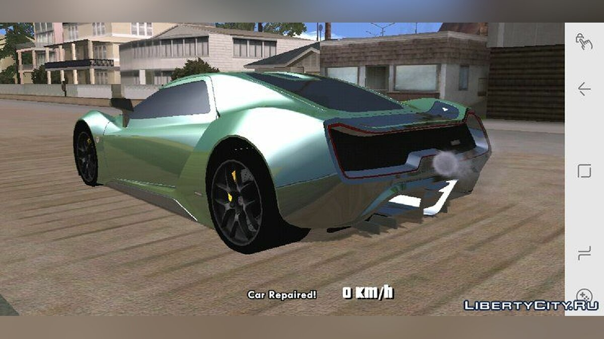 Trion Nemesis for Mobile для GTA San Andreas (iOS, Android) - Картинка #4