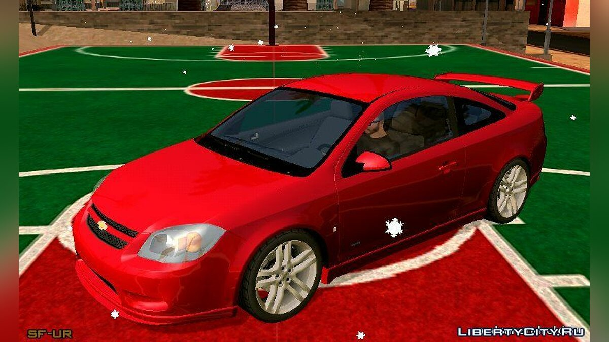 2009 Chevrolet Cobalt SS для GTA San Andreas (iOS, Android)
