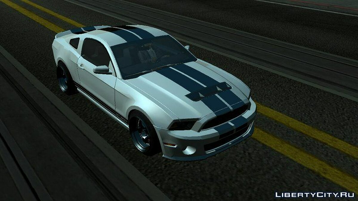 Ford Mustang Super Snake GT500 для GTA San Andreas (iOS, Android) - Картинка #4