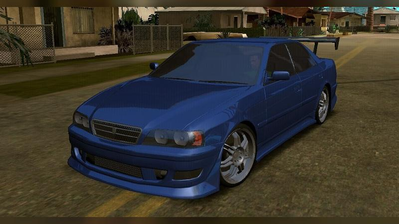 Машина Toyota Chaser JZX100 (только DFF) для GTA San Andreas (iOS, Android)