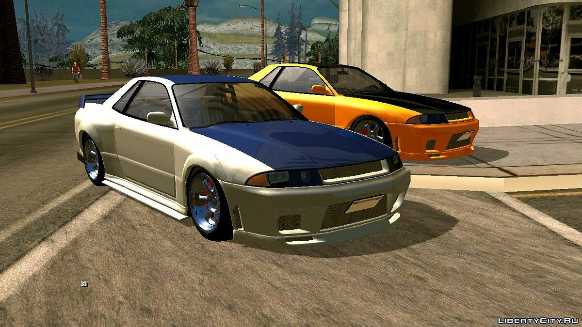 GTA V Annis Elegy Retro для GTA San Andreas (iOS, Android)