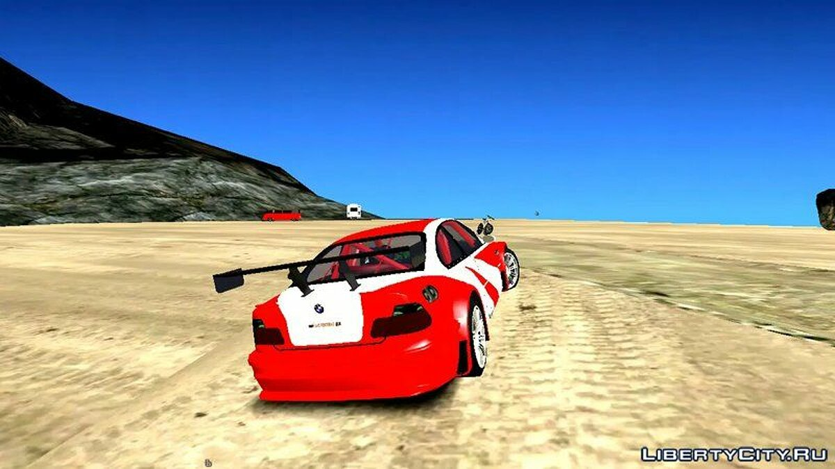Машина AAG BMW Cars Pack (DFF Only) для GTA San Andreas (iOS, Android)