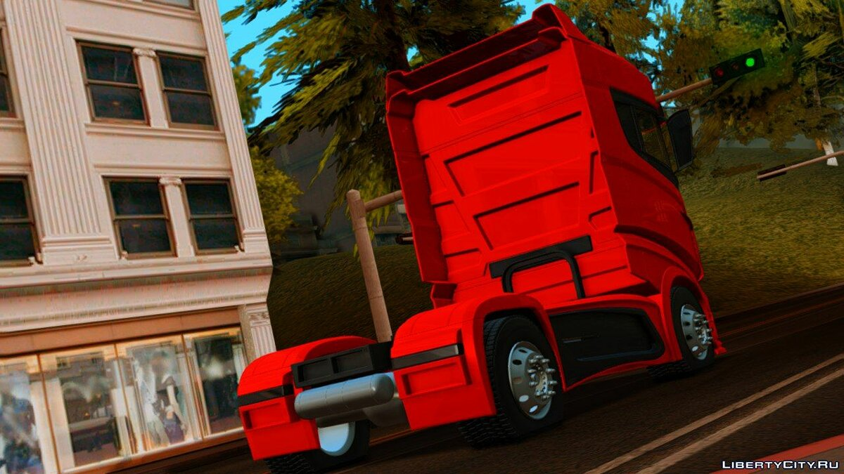 ��ашина Scania R-1000 для GTA San Andreas (iOS, Android)