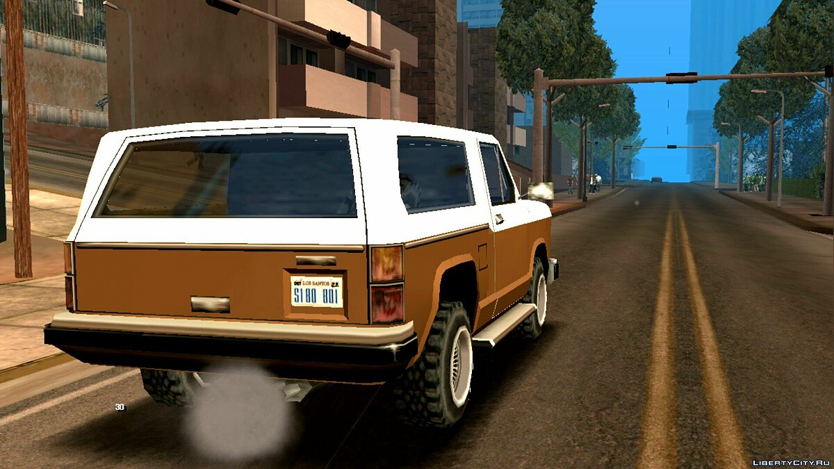 ��ашина Saddlebred v2 для GTA San Andreas (iOS, Android)