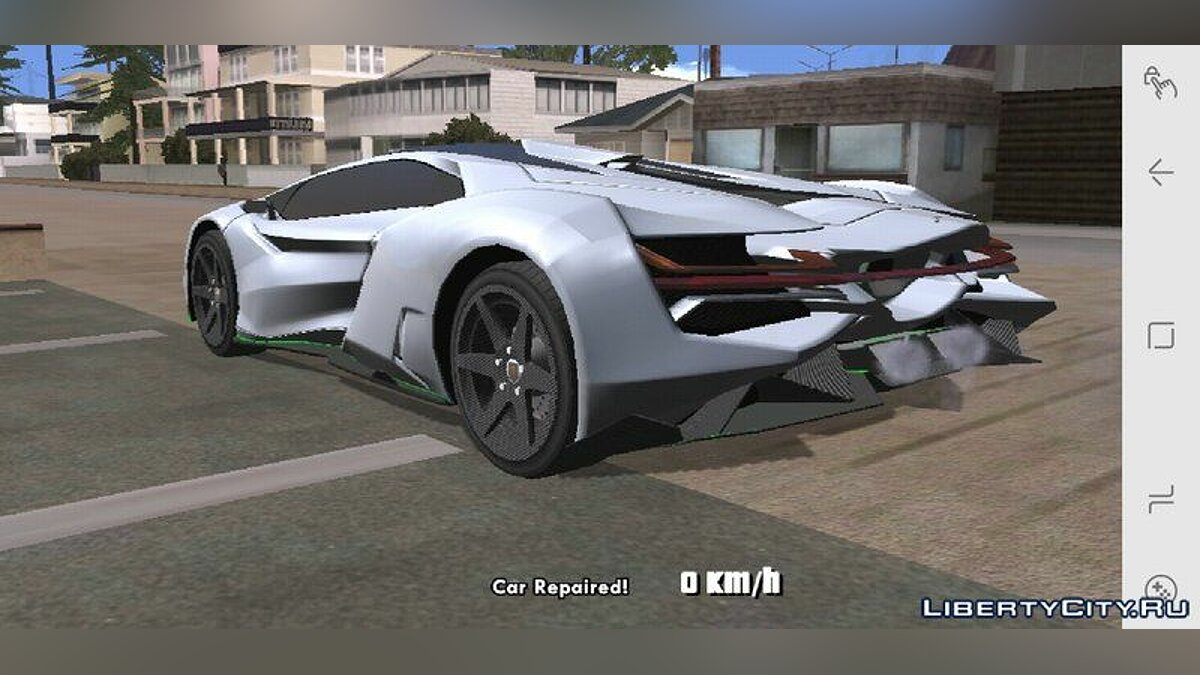 Pegassi Millennium for Mobile для GTA San Andreas (iOS, Android) - скриншот #4