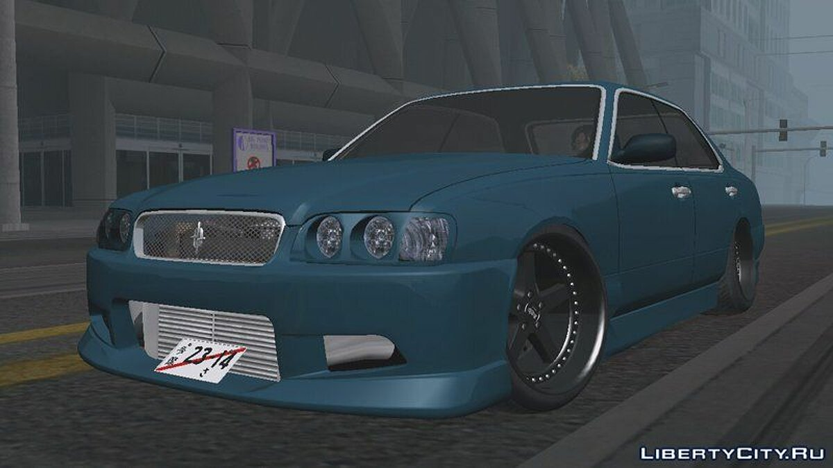 Nissan Cedric Brougham VIP для GTA San Andreas (iOS, Android) - Картинка #2