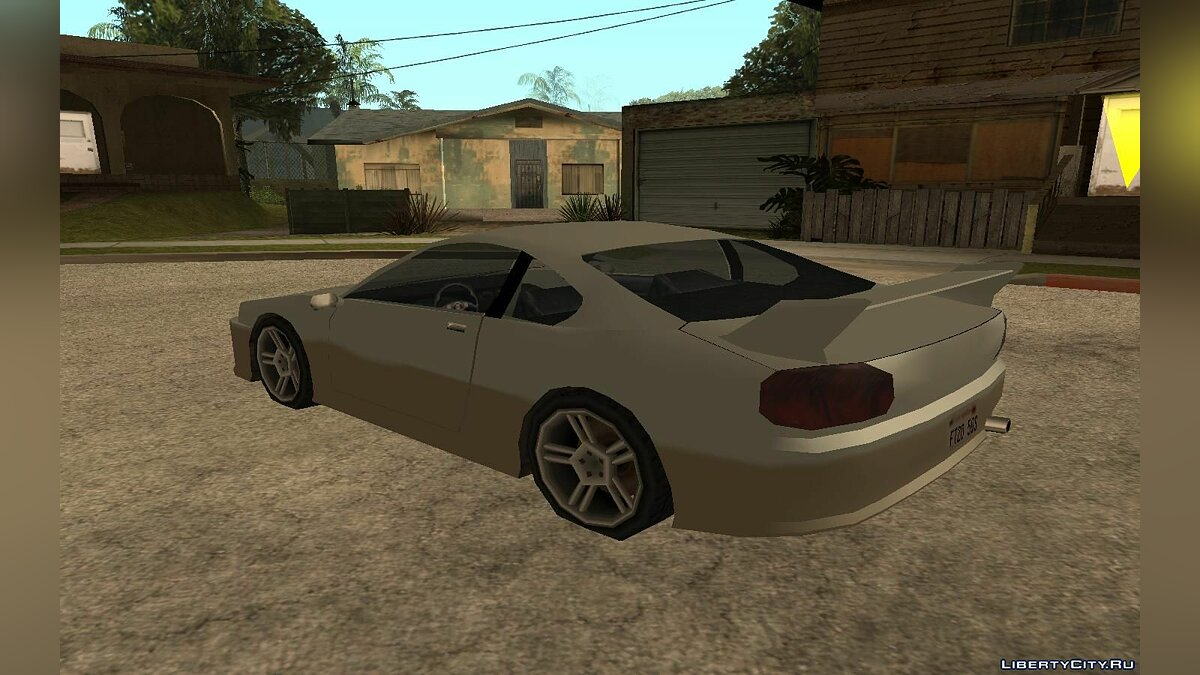 ��ашина 1998 Annis Suki для GTA San Andreas (iOS, Android)