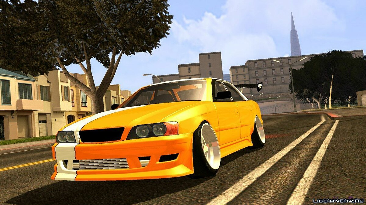 Toyota Chaser Tourer V JZX100 Tuned для GTA San Andreas (iOS, Android)