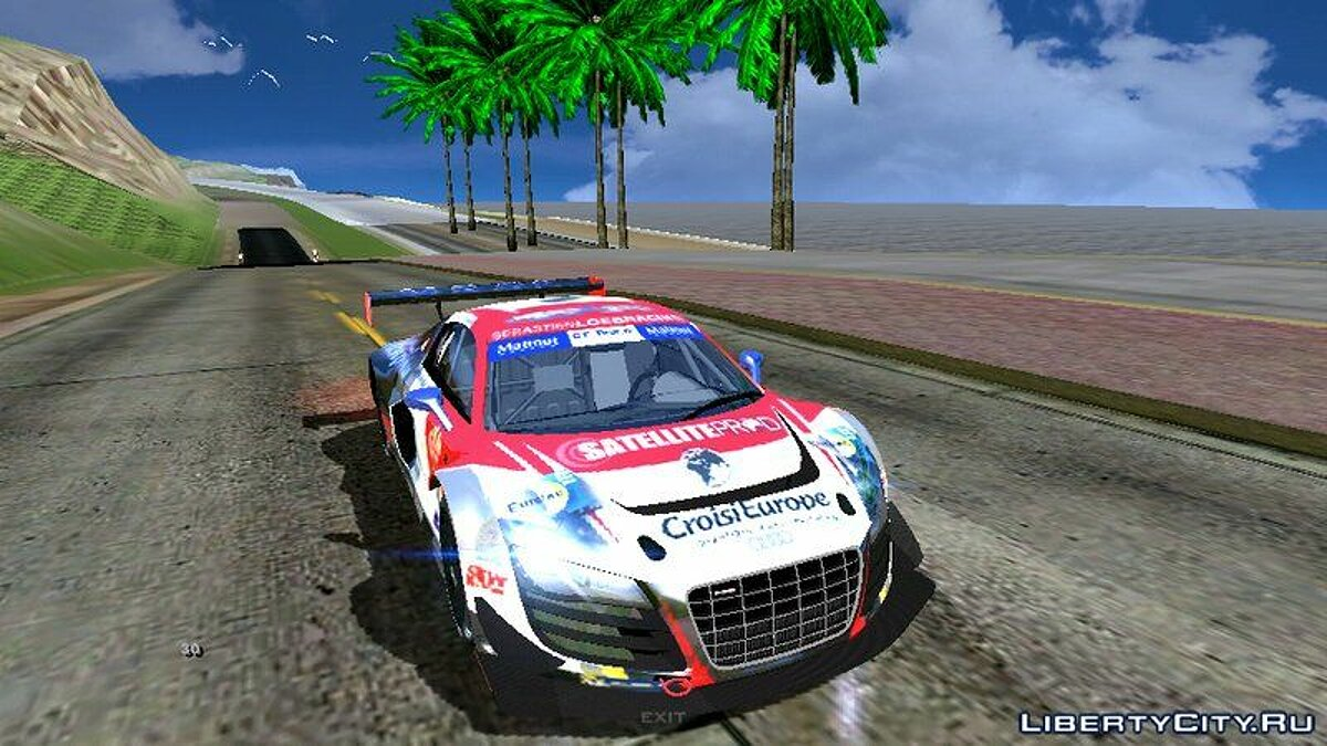 Audi R8 Lms Ultra для GTA San Andreas (iOS, Android) - Картинка #1
