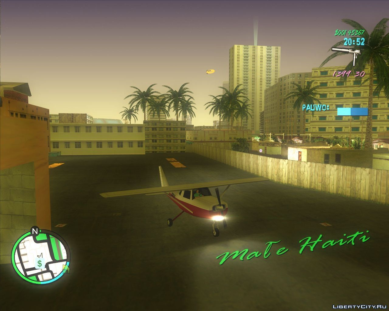 how to change language in gta vice city underground