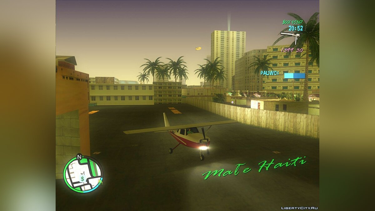 {MVL} Dodo для GTA Vice City - Картинка #1