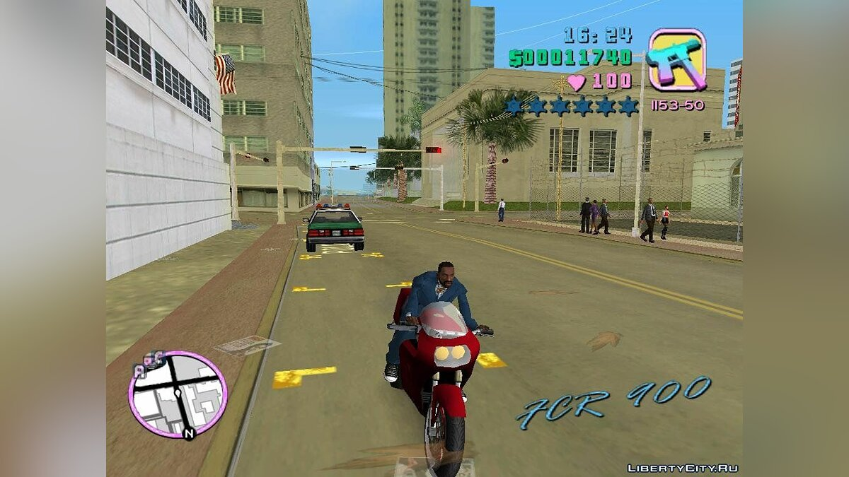 FCR 900 to GTA Vice-City для GTA Vice City