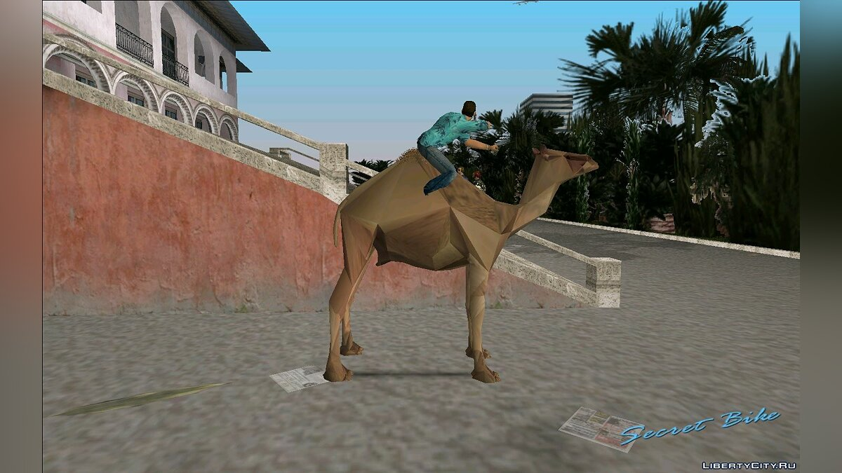 Camel Bike (MVL) для GTA Vice City - Картинка #3