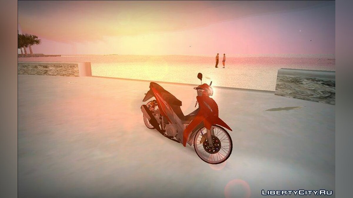 ��отоцикл Absolute Revo для GTA Vice City