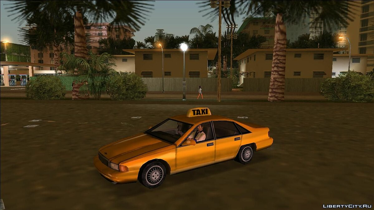 Сборник машин [VC Style] '94 Chevrolet Caprice Pack для GTA Vice City